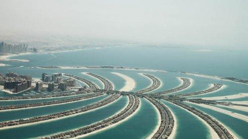 ТОП 10 Пляжные Курорты ОАЭ