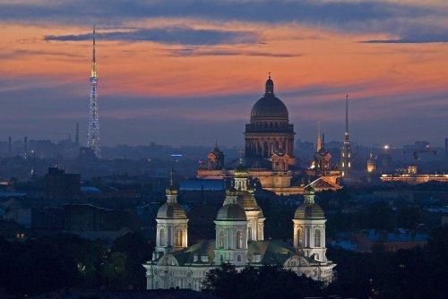 Развлечения, экскурсии и достопримечательности Санкт-Петербурга.
