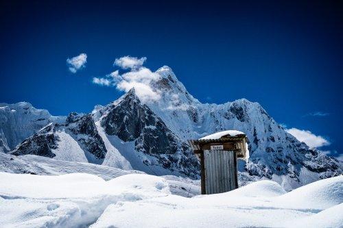 Самые живописные туалеты в мире