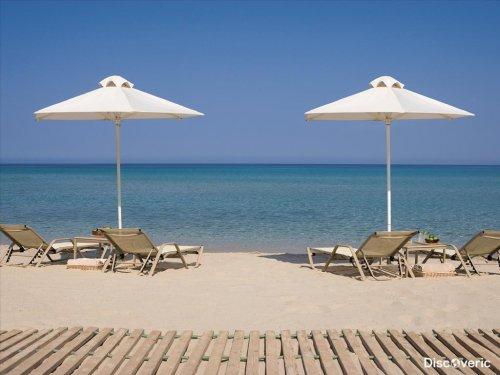 Легенда современной Греции – лечебные отели Sani