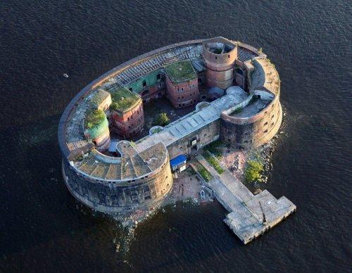 Форт Александр – защитник Санкт-Петербурга