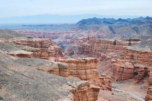 Великий каньон Центральной Азии
