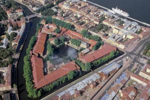 Россия: «Новая Голландия» откроется в Петербурге в конце августа