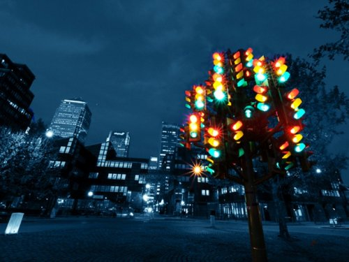 15 странных светофоров мира