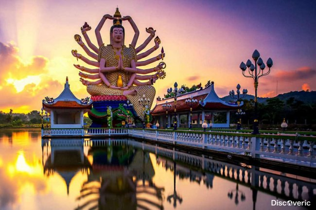 Авиаперелет в Тайланд