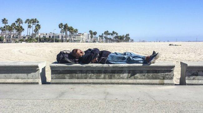 Венис - основной туристический гадюшник Лос-Анджелеса(27фото+1видео)