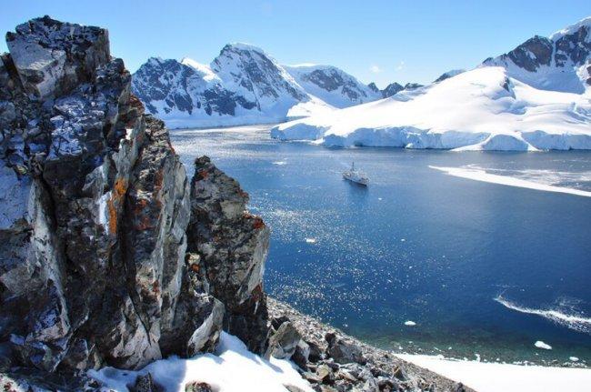 Антарктический полуостров. Залив Orne Harbour(43фото)