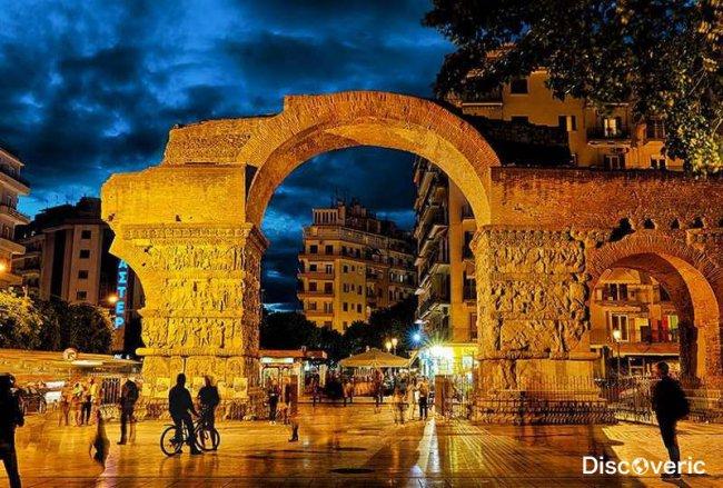 Салоники как один из интересных греческих курортов: достопримечательности и климат