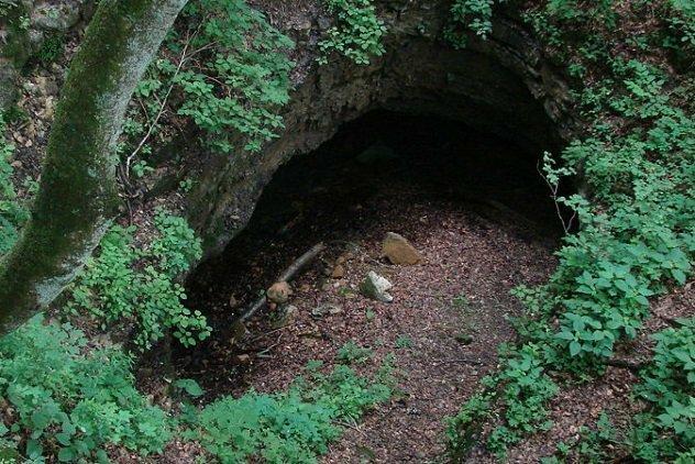 28 часов: узник пещеры Натти Патти(8фото)