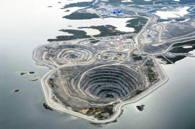 Алмазная дыра(15фото)