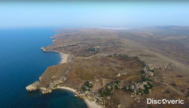 Генеральские пляжи в Крыму