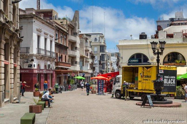 Ветхий город Монтевидео(45фото)