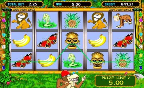 Обзор и секреты игрового автомата Crazy Monkey